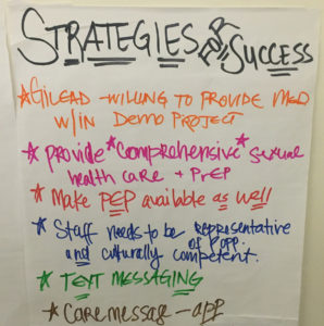 Youth and PrEP: Strategies for Success